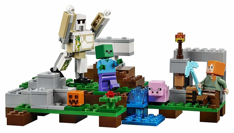 Brand new Lego Minecraft - Iron Golem (21123)