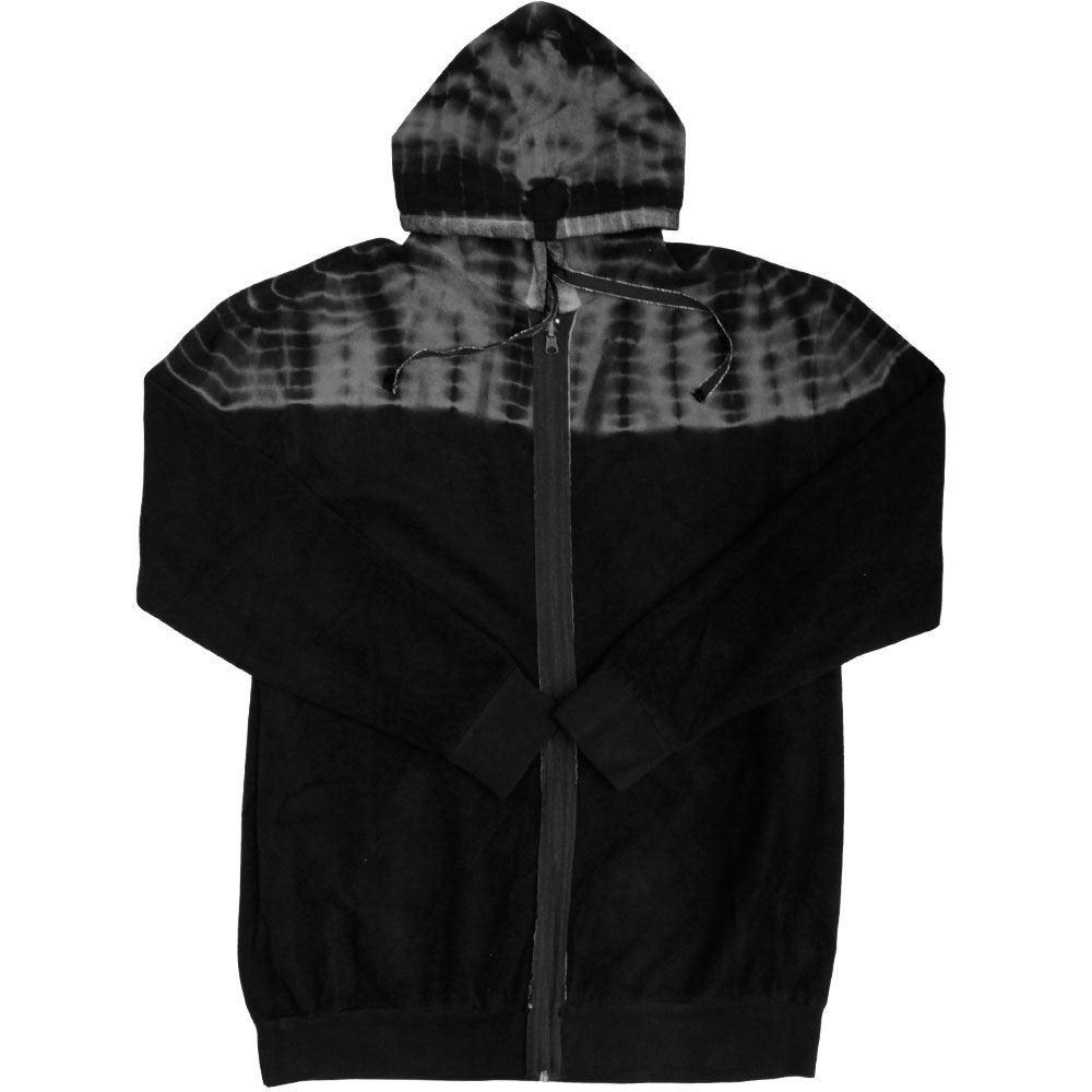 whiteo Label CVC Reverse Sherpa Hoodie