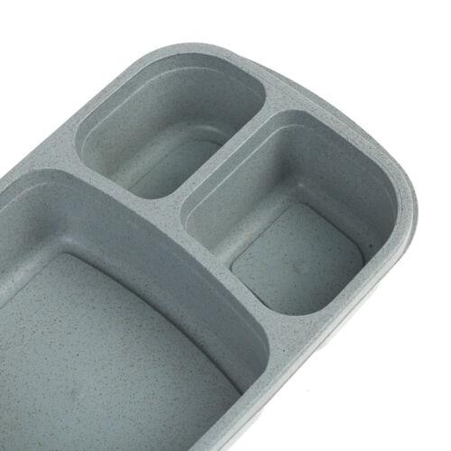 MicrowaveBento Lunch Box Picknick Lebensmittel Obstbehälter AufbewahrungsboTPI