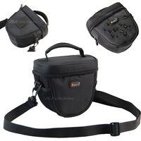 Waterproof Shoulder Bridge Camera Case Bag For Nikon Coolpix P510 L810 L310