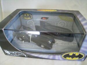 Hot Wheels Batmobile Batman Édition Limitée