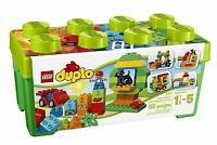 Lego Duplo 10572 Creative Play All-in-one-box-of-fun , New, Free Shipping
