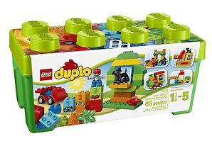 LEGO Duplo All-in-One-Box-of-Fun (10572)