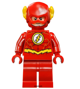 Lego flash red minifigure Super Heroes new from 76098 DC COMICS JUSTICE LEAGUE
