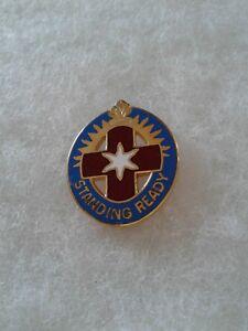 Authentic-US-Army-Hawley-Community-Hospital-Unit-DI-DUI-Crest-Insignia-G23