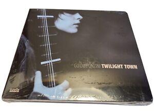 CD DIGIPACK GUIDO PONZINI - TWILIGHT TOWN / neuf & scellé