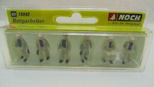 Noch-Figuren-Zubehoer-H0-15042-15053-15243-15244-15862-15869-15911-Bus-Baecker-LKW
