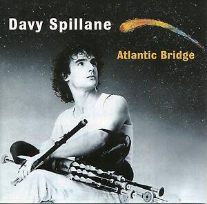 Davy-Spillane-Atlantic-Bridge-Irish-Traditional-music-Uilleann-Pipes-CD-New