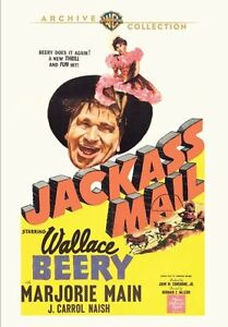 Jackass-Mail-DVD-1942-Wallace-Beery-Marjorie-Principale-J-Carrol-Naish