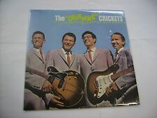 CHIRPING CRICKETS - THE CHIRPING CRICKETS - REISSUE LP NEW UNPLAYED 2009 DOXY