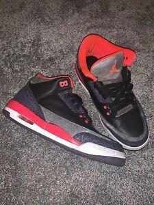 3 Crimson Black Uk Retro 5 Jordan 0YCpqHY