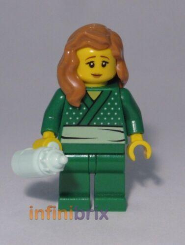 Lego Betsy Minifigure from set 70657 Ninjago NEW njo434