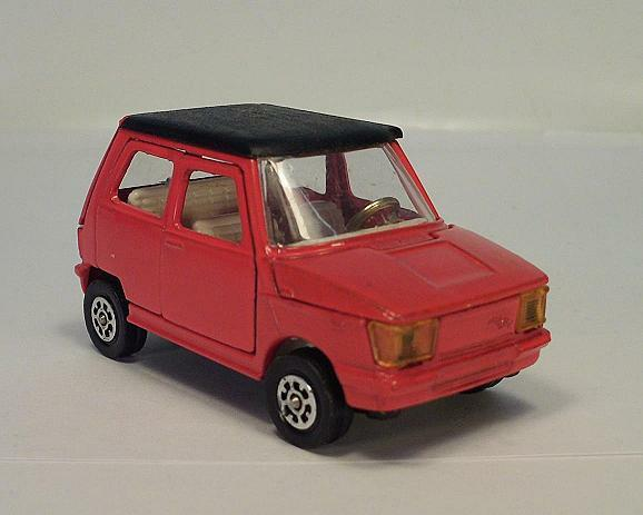 Corgi Toys Whizzwheels 283 OSI DAF CITY CAR NO 1