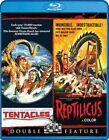 Tentacles/reptilicus - Blu-ray Region 1