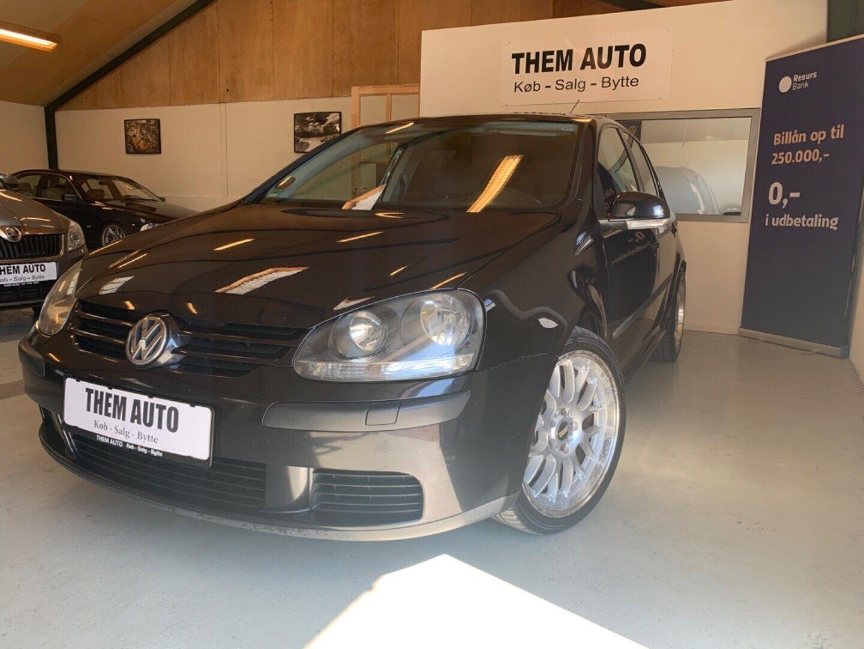 VW Golf V 1,9 TDi 105 Comfortline 3d