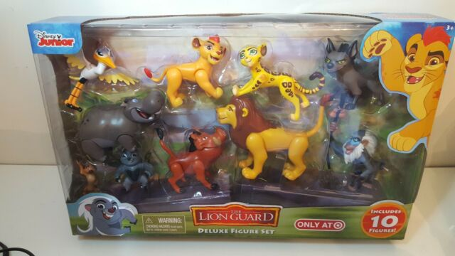 JUSTPLAY The Lion Guard ONO Action Figure toy