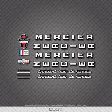 0557 Mercier Special Tour De France Bicycle Stickers - Decals - Transfers