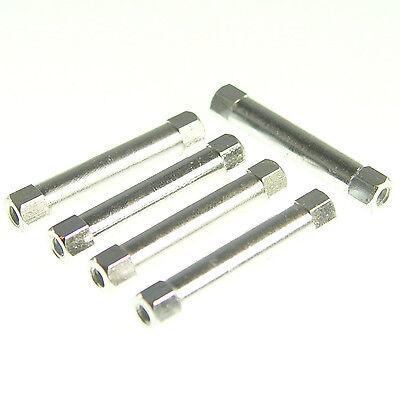 10mm 100x Abstandshülse 3,5mm 5mm Kunststoff