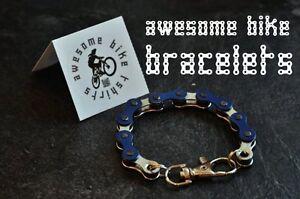 Bike-Chain-Bracelet-Awesome-Gift-Present-Cyclist-Birthday-DH-XT-Good-Idea