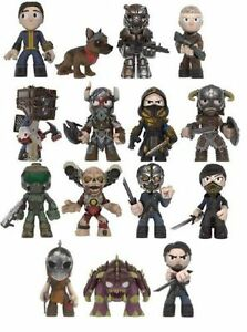 Bethesda All Stars Mystery Minis Gamestop Exclus Mini-Figure Case New in stock Film-, TV- & Video-Action- & -Spielfiguren