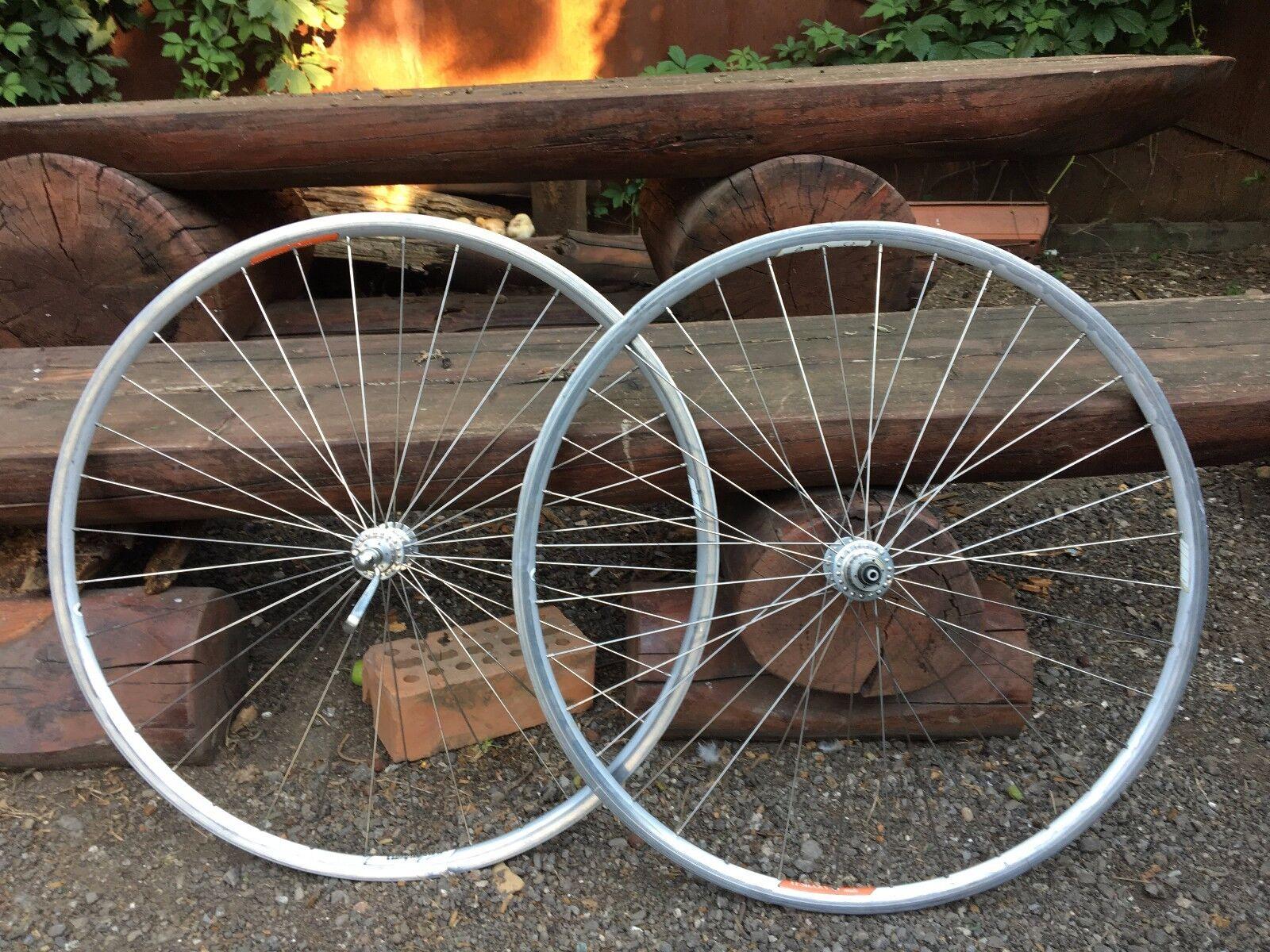 Vintage wheelset Mavic  501 - Campagnolo YPSILON  discount low price