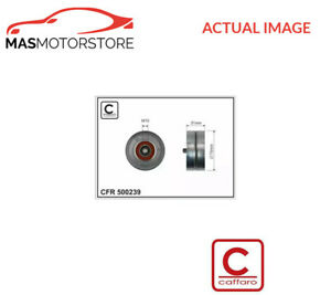 V-RIBBED-BELT-TENSIONER-PULLEY-CAFFARO-500239-P-NEW-OE-REPLACEMENT