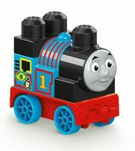 Mega-Bloks-Thomas-5-Piece-Buildable-THOMAS-THE-TANK-ENGINE-with-Travel-Deco
