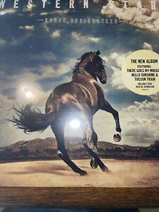 Bruce Springsteen - Western Stars [New Vinyl LP] Gatefold LP Jacket, 150 Gram, D