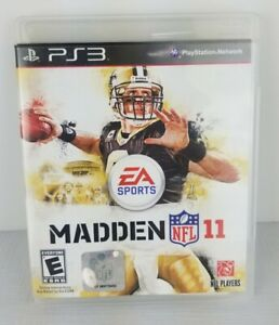 Madden-NFL-11-Playstation-3-PS3-Game-Complete