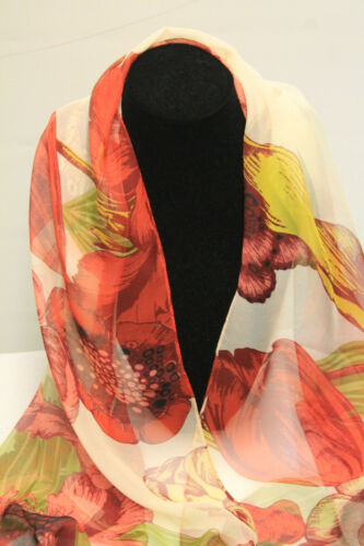 New Warm  Feather Butterfly Paisley Pattern Hijab Maxi Wide Scarf  Wedding Wrap