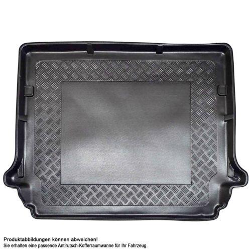 Original TFS passgenaue Kofferraumwanne Schutz Matte für Fiat Fiorino ab 2008