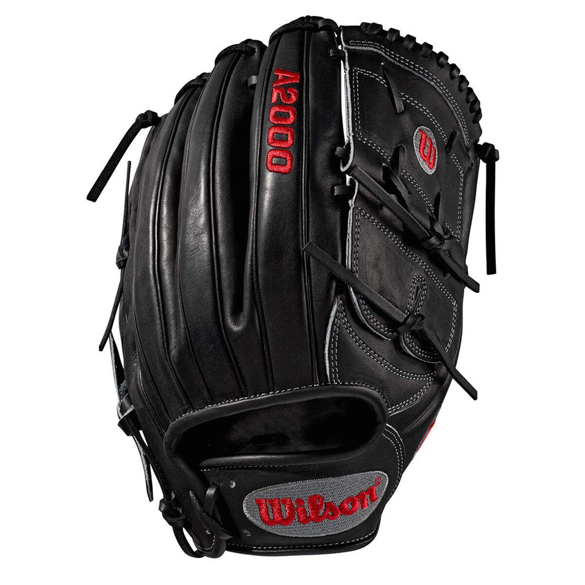 Wilson A2000 19B125 12.5  lanzador de guante de béisbol (nuevo)