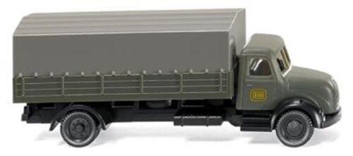 """/""""DB/"""" N-Spur Magirus /_ nuevo//en el embalaje original Wiking 094903-tablillas-camión"""