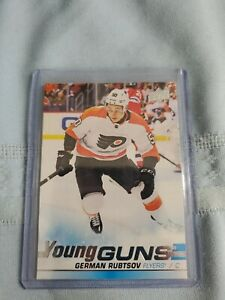 German-Rubtsov-2019-20-Upper-Deck-Series-2-Young-Guns-486-Rookie-RC-Flyers