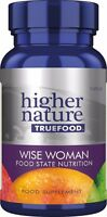 Higher Nature True Food Wise Woman180 Veg Caps