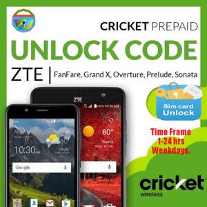 Unlock-Code-CRICKET-ZTE-Z832-Z755-Z983-Z813-Z815-Z987-Z956-Z959-Z988-Z740g