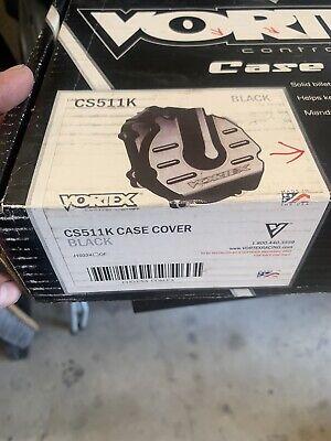 CS511K 2009-2014 Suzuki GSXR1000 Vortex Stator Left Case Cover Black