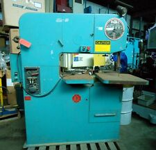 Do All 36 Inch Vertical Band Saw Model 3612 Inv29732