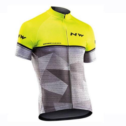 2019 Men Cycling Jersey Bicycle Clothing New Short Sleeve Bike shirt Racing Tops