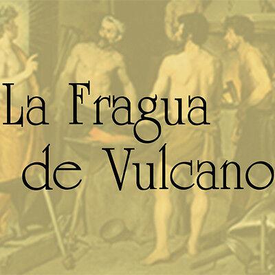 La Fragua de Vulcano 1630