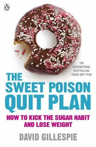 1 of 1 - The Sweet Poison Quit Plan by Gillespie, David 0718179048 The Cheap Fast Free