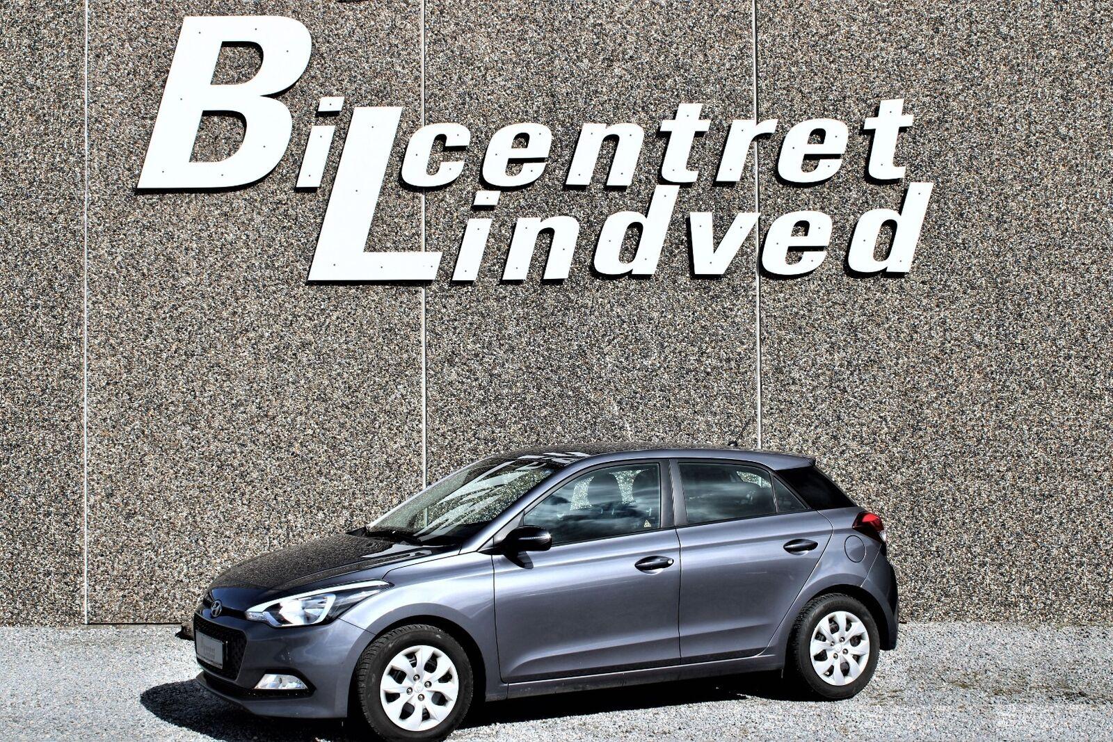 Hyundai i20 1,4 Premium 5d - 94.900 kr.