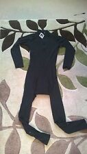 Full Length Thermal Cycling Skinsuit - Extra Small - Black
