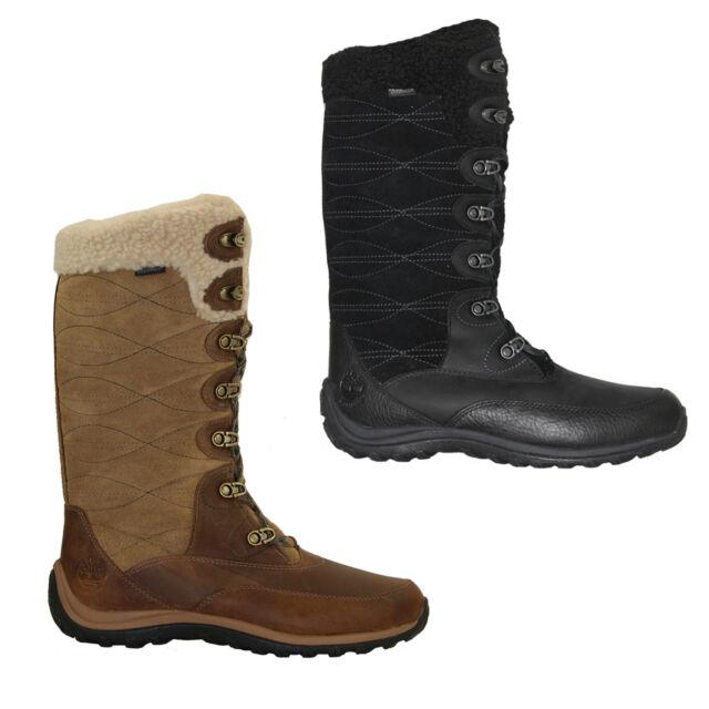Timberland Willowood boots impermeabile Donna Inverno Stivali Stivali da neve