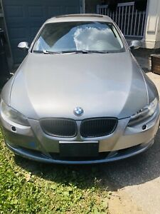 2007 BMW M Roadster & Coupe BMW Cabriolet German Edition M sport