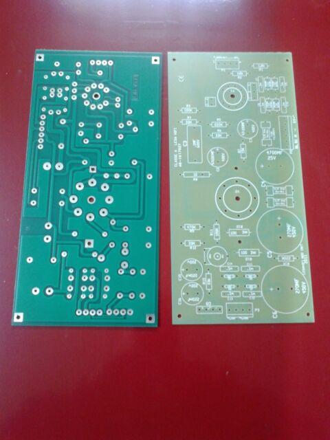 EL34 / KT88 Tube Amp Bare PCB