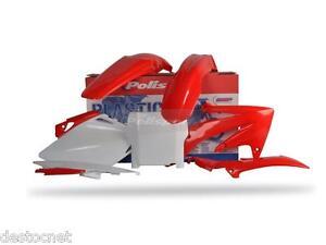 Kit-plastiques-Polisport-Couleur-Origine-Honda-CRF450R-annee-2007