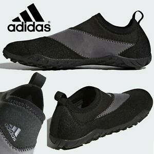 Details about Adidas Water Shoes Mens KUROBE Coral Dive Boat Slip-On BB1911 Outdoor Surf Sea