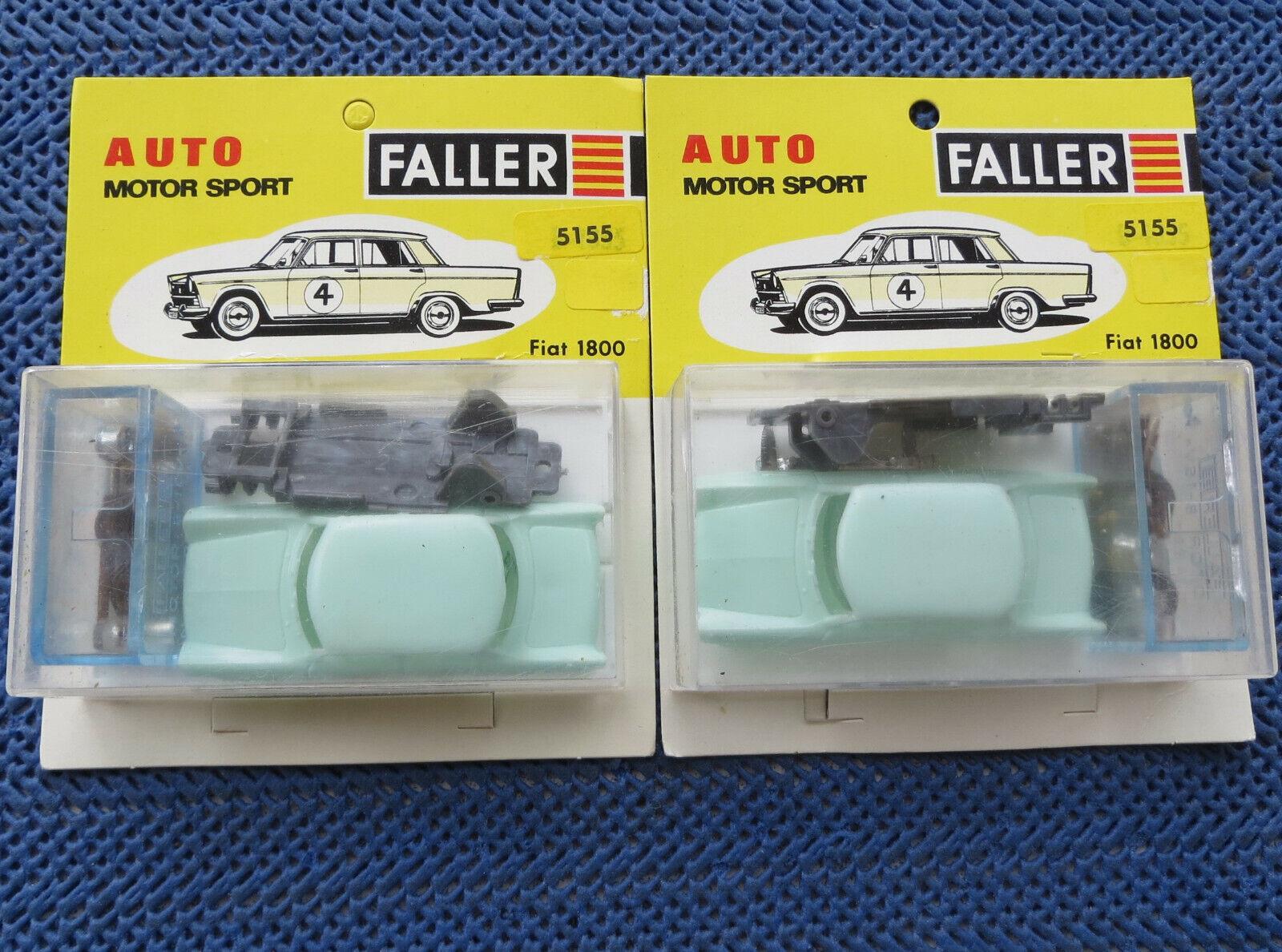 Faller Ams 5155 -- 2X Fiat 1800 1800 Construcción  precio razonable