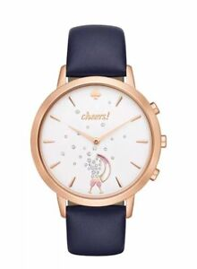 Kate-Spade-KST23105-Leather-Strap-Cheers-Metro-Grand-Hybrid-Smart-Watch-250